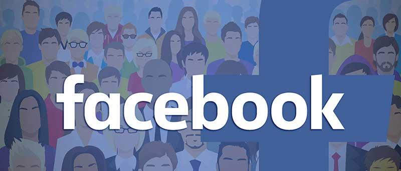 زبان سایت فیس بوک