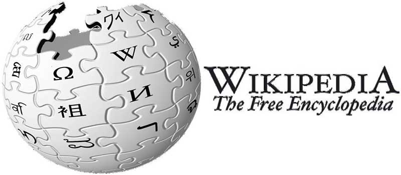 زبان سایت ویکی پدیا