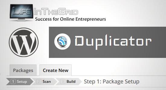 افزونه duplicator چیست؟
