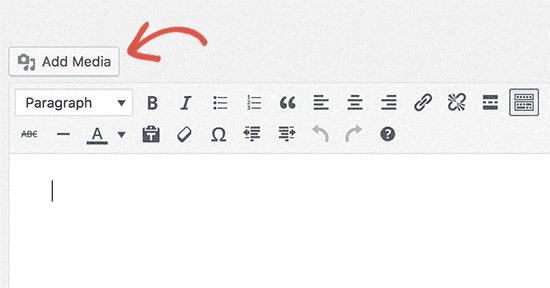 شیوه صحیح وارد کردن فایل GIF به سیستم وردپرس